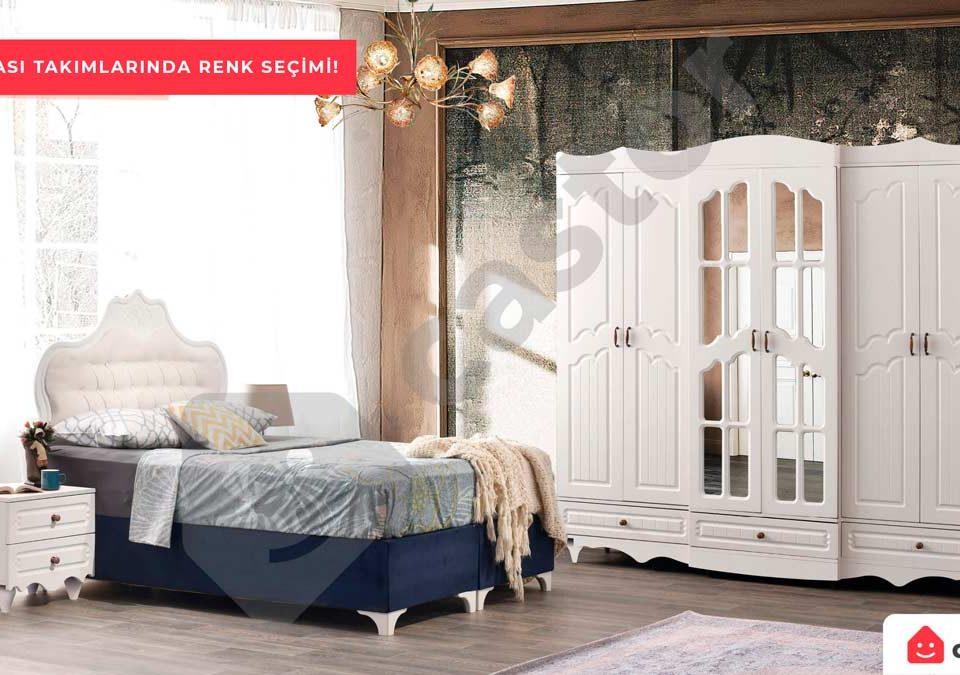 yatak odası takımları hangi renk olmalı